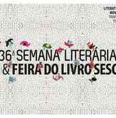 36ª Semana Literária do SESC-PR