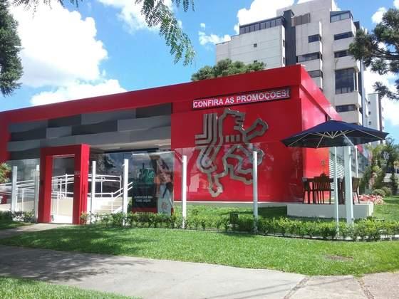 Cultura Inglesa Curitiba - Água Verde