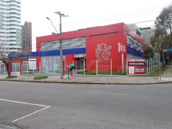 Cultura Inglesa Curitiba - Cabral