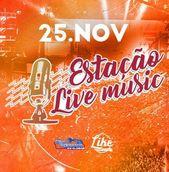 Estação Live Music 2017