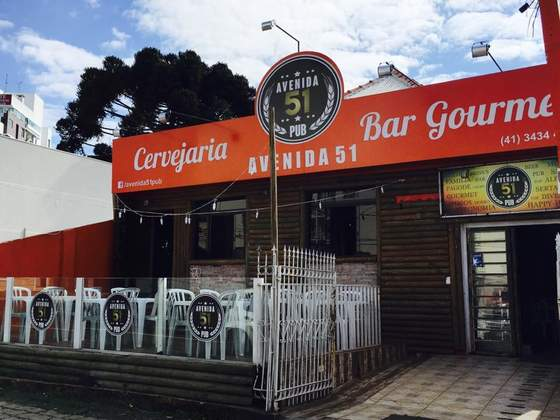 Avenida 51 Pub (PERMANENTEMENTE FECHADO)
