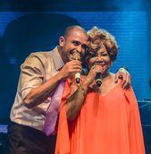 Alcione e Diogo Nogueira - Eu amo Samba