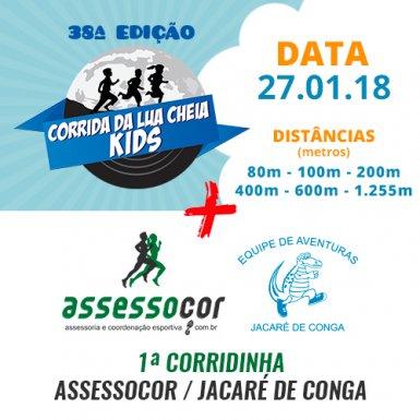38ª Corrida da Lua Cheia Kids - Colombo