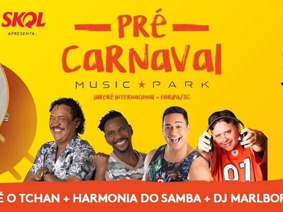 Pré Carnaval Music Park