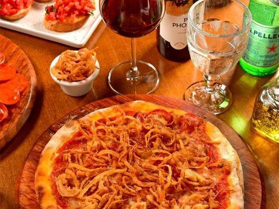 Carolla Pizza - Alto da XV