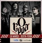 O Rappa em Curitiba