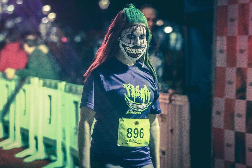 6ª Halloween Night Run