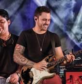 Jorge e Mateus em Curitiba