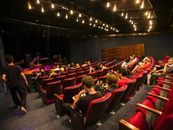 Teatro da Caixa. Marcelo Andrade