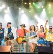 Show Blitz em Curitiba