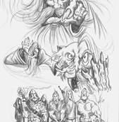 Exposição Thorvand em Quadrinhos