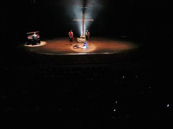 Teatro Marista — Maringá