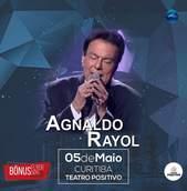 Agnaldo Rayol em Curitiba