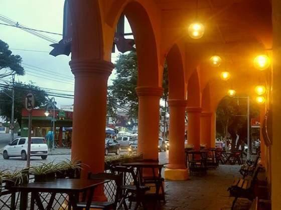 Casa dos arcos restaurantes guia gazeta do povo - Hostel casa dos arcos ...