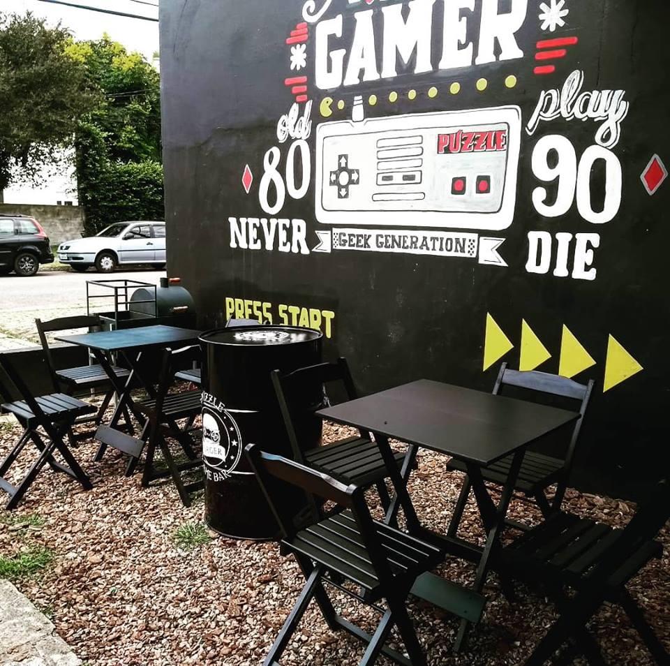 Puzzle Game Bar