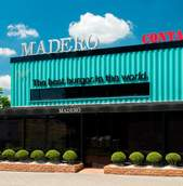 Madero - Container Jk Mall - Cidade Industrial