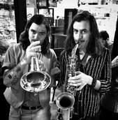 Expresso Jazz na calçada com Jazz Bop Trio
