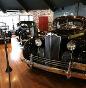 Curitiba Antique Car