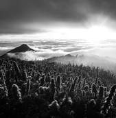"""Exposição fotográfica """"Mar de Nuvens"""""""