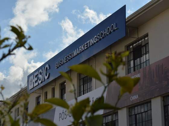 ESIC — Escola Superior de Gestão Comercial e Marketing