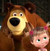 Masha e o Urso 2018