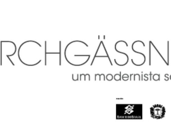 Kirchgässner: um modernista solitário