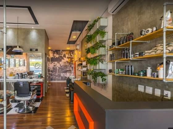 Chosen Barber Shop — Guabirotuba