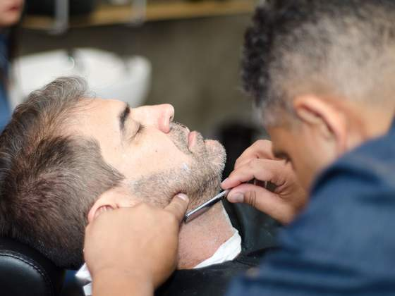 Chosen Barber Shop — Água Verde