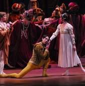 Ballet de Santiago — Romeu e Julieta