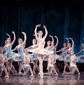Kiev Ballet — Dom Quixote e Paquita