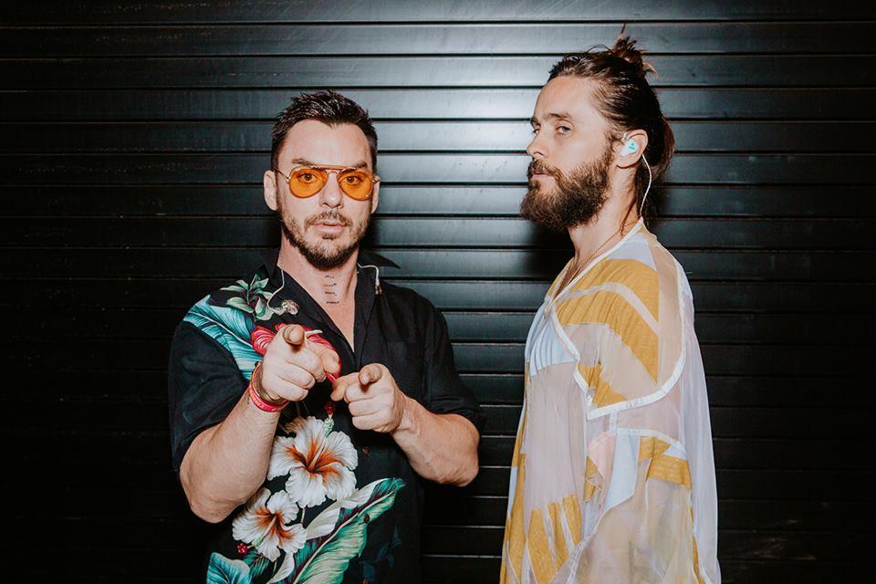 Thirty Seconds To Mars em Curitiba 2018