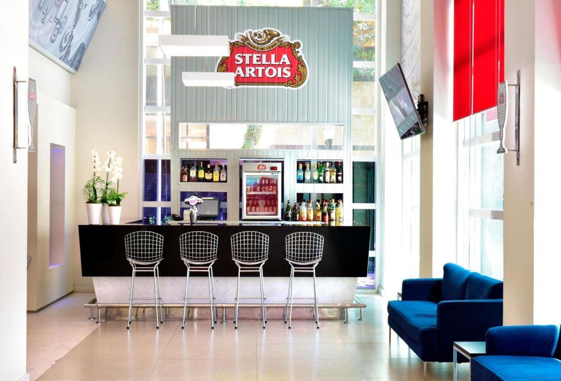 Bar Stella — Hotel Pestana Curitiba
