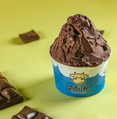 Milk Creamery — Mercado Sal
