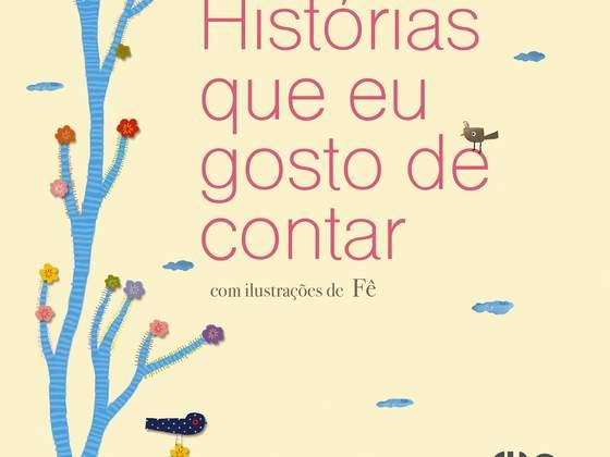 """Lançamento do livro """"Histórias que eu gosto de contar"""""""