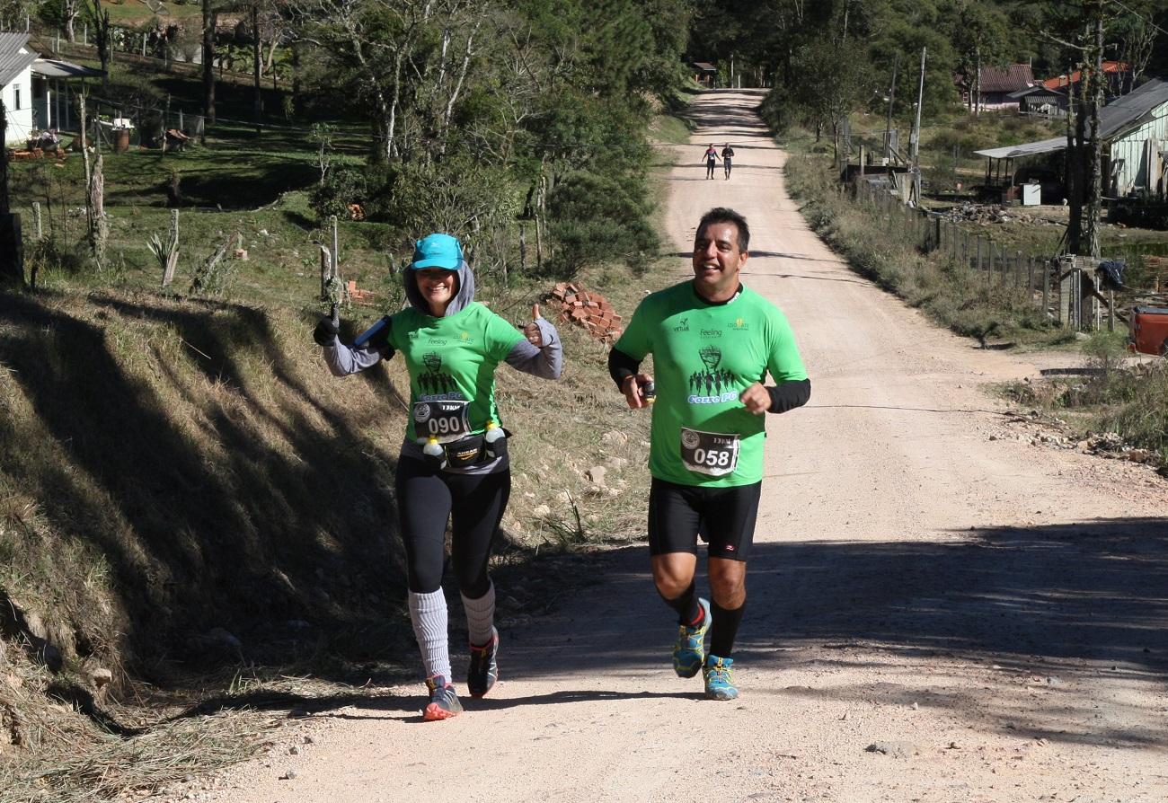 Desafio Braves Trail Run — novembro de 2018