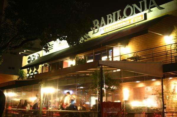 Babilônia Gastronomia e Cia - Batel