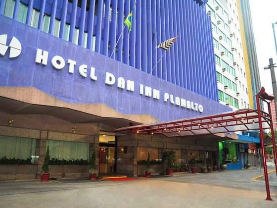 Hotel Dan Inn Planalto