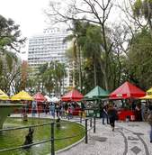 Feirinha de Primavera da Praça Osório 2018