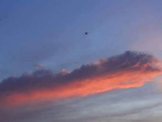 De olho no céu por Rossana Guimarães