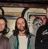 Grunge Scream no Blood Rock Bar