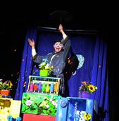 Romeu e Julieta para crianças no Festival Olhar Mágico