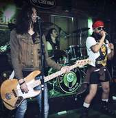 Nightrain GNR Cover no Covers Monday do Sheridan's