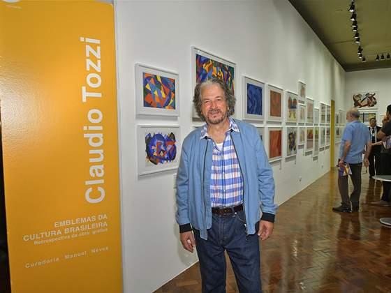 Emblemas da Cultura Brasileira de Claudio Tozzi