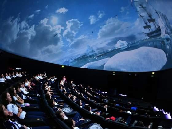 FTD Digital Arena - A origem dos cometas