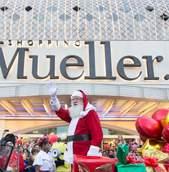 Natal no Shopping Mueller 2018