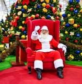 Shopping Estação recebe Natal com Princesas da Disney