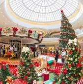 Christmas Fantasy no ParkShoppingBarigüi