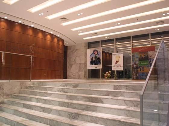 Teatro Regina Vogue. Jorge Woll