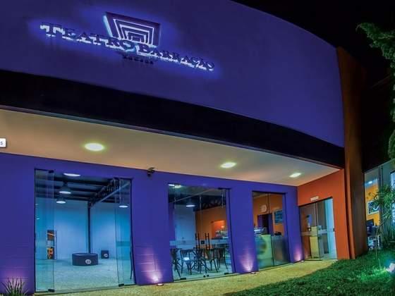 Teatro Barracão Encena. Reprodução Site Oficial