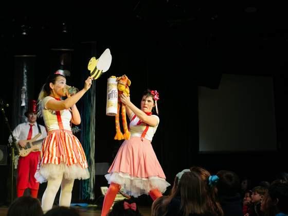 Vale da Música na Ópera de Arame - dezembro